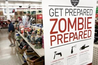 Ace Hardware in Nebraska advises Zombie Apocalypse preparation
