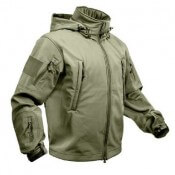 Rothco Special Ops Tactical Softshell Jacket in Olive Drab